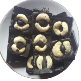 Cashew Dark Chocolates - 250 gram