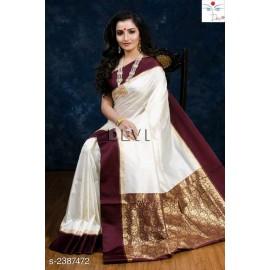 Parinaaz Attractive Kanjivaram Silk Saree